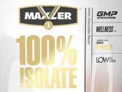 Maxler 100% Isolate 1 порц