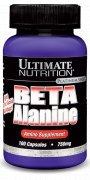 Заказать Ultimate Beta Alanine 100 капс